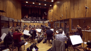 Making of The Dark Angel Symphony Part 1